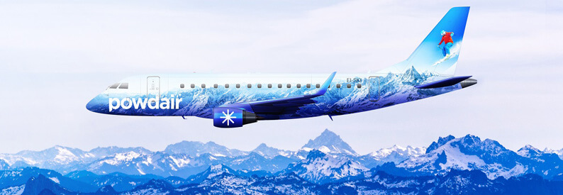 A new airlane serving the Swiss Alps
