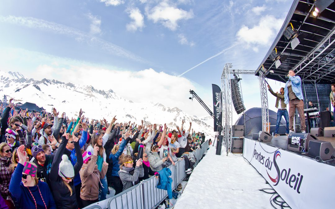 March events in Champéry and Grimentz
