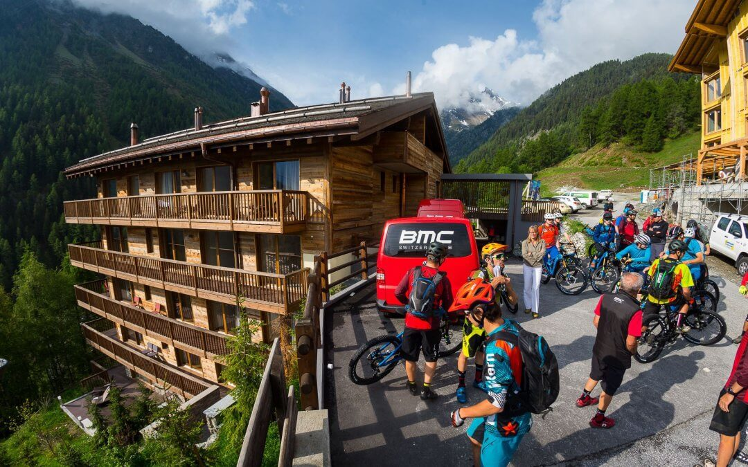 Bikerparadies Val D'Anniviers
