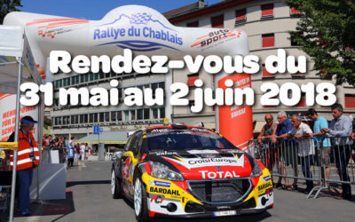 Rally du Chablais celebrates its 15th year