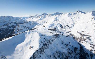 Champéry : Un lac pour une neige garantie