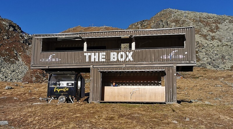 The Box Bendolla/Grimentz